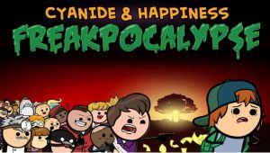 Cyanide & Happiness: Freakpocalypse logo