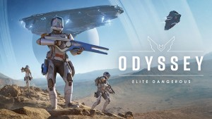 Elite Dangerous Odyssey logo