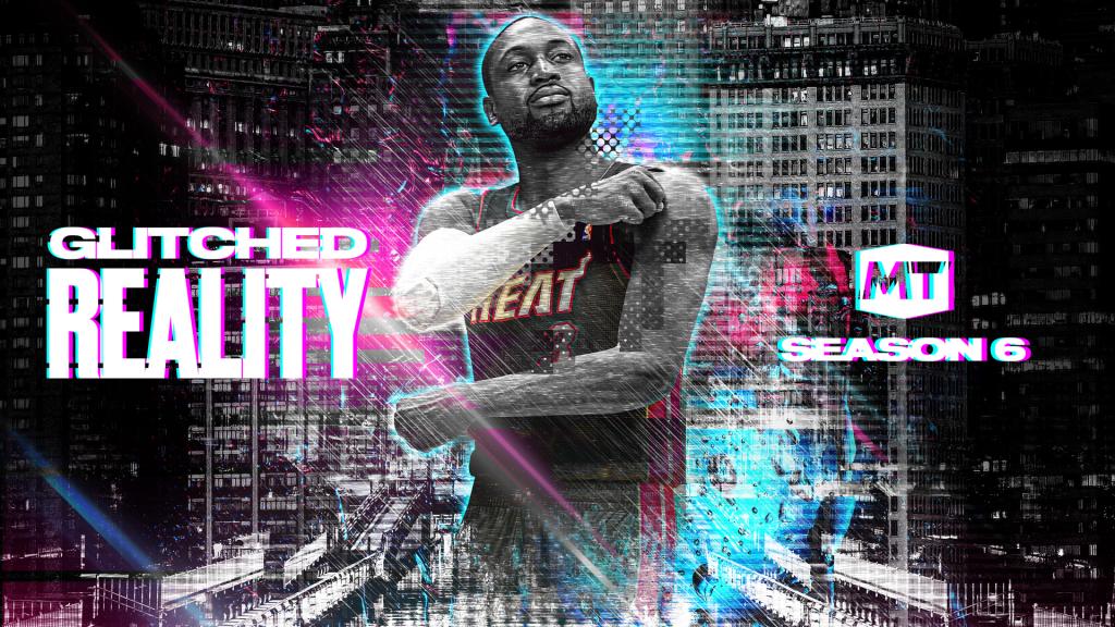 NBA 2K21 Glitched Reality artowrk