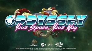 Oddyssey Your Space, Your Way logo