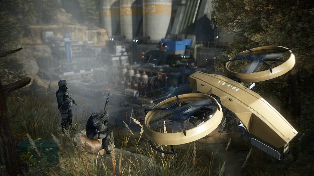 Sniper Ghost Warrior Contracts 2 drone