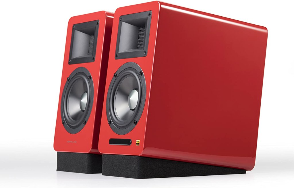 AIRPULSE A100 Red