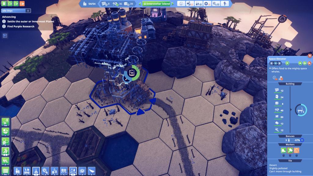 Balancing Monkey Games Before We Leave gameplay screenshot