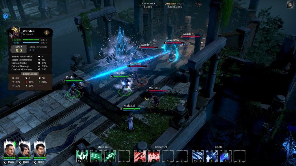 Dark Envoy gameplay screenshot