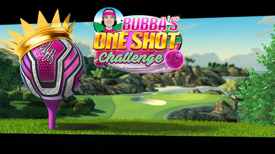 Golf Clash - Bubbas One Shot Challenge