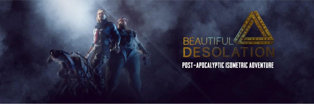 Beautiful Desolation logologo