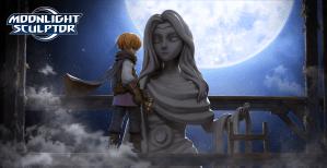 Moonlight Sculptor artwork