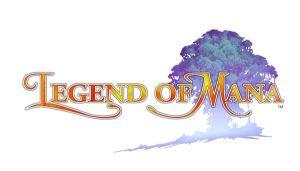 Legend of Mana logo