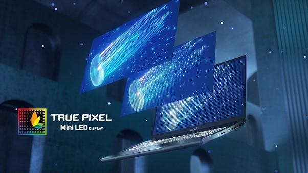 MSI True Pixel Mini LED Display