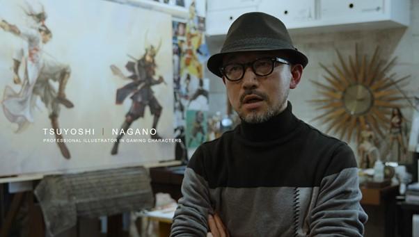 Tsuyoshi Nagano, a highly-praised visual artist