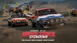Wreckfest Super Truck Showdown logo