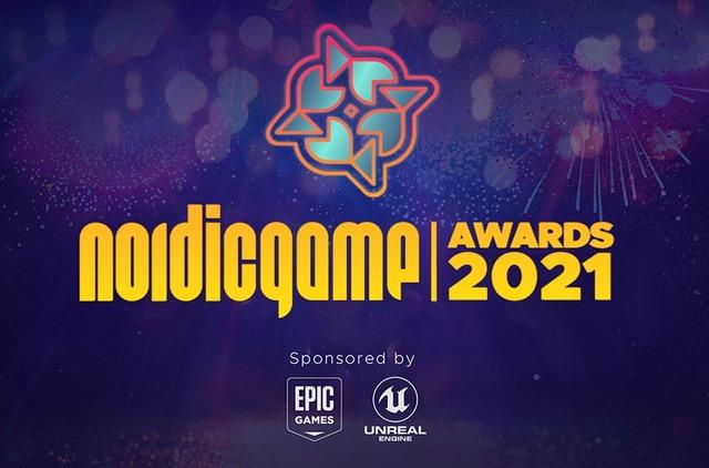 Nordic game Awards 2021 logo