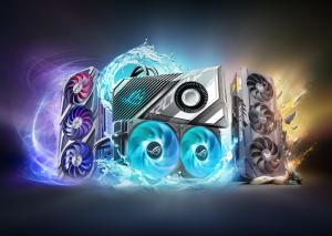 ASUS GeForce RTX 30 Series GPUs - 3080 Ti and 3070 Ti
