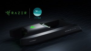 Razer ClearBot ocean cleaning device