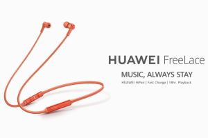 Huawei FreeLace features