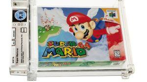 Super Mario 64 Sealed