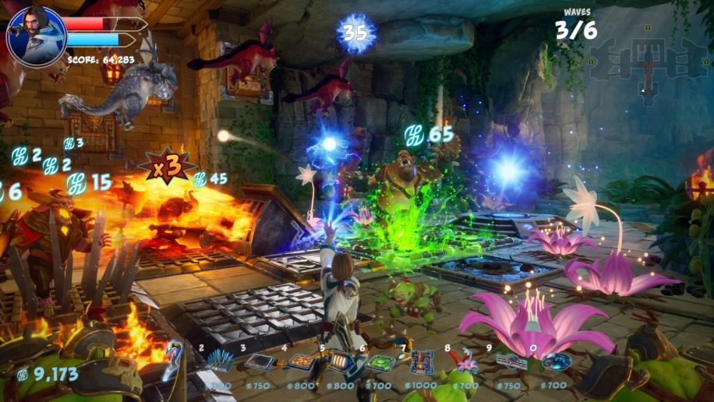 Orcs Must Die 3 spellcasting