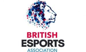 British Esports Association logo
