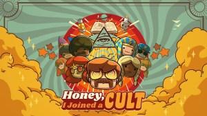Honey I Joined a Cult logo