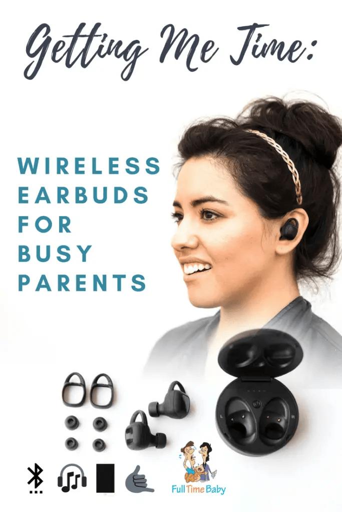 wireless earbuds pin