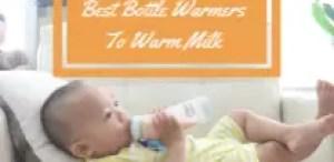 header image for best bottle warmers to warm milk