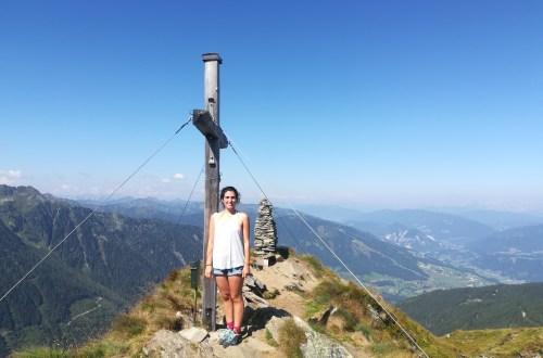 Gipfelkreuz in Schladming
