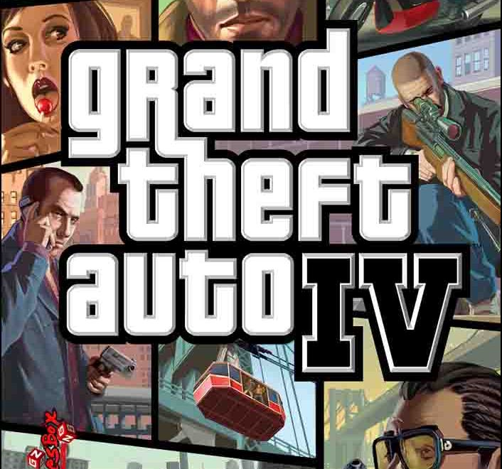 GTA 4 For PC Highly Compressed In (4 Gb) 2021 Free Download