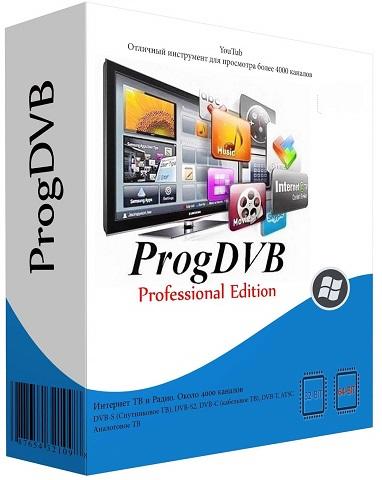 ProgDVB Crack v7.41.9 Professional + Activation Key Download