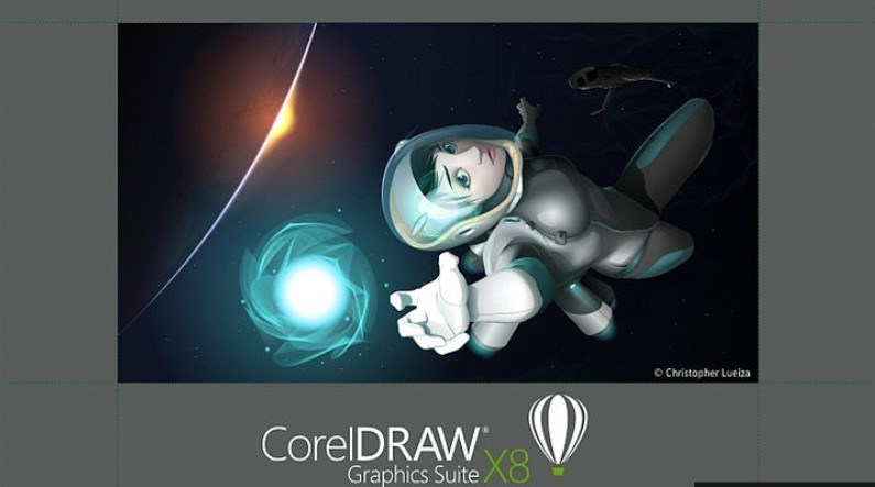 CorelDRAW X8 Crack With Keygen & Free Download 2019