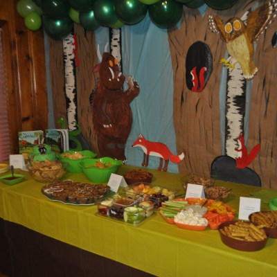 The Gruffalo Themed Birthday Party
