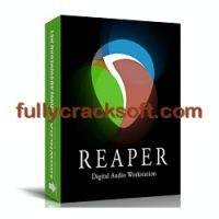 Cockos REAPER 6 Crack With License Key Full Version Free Download