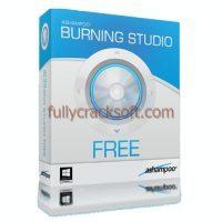 Ashampoo Burning Studio 22.0.8 Crack