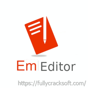 EmEditor Professional 20.7.2 Crack With Keygen Free Download