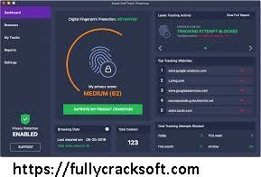 Avast AntiTrack Premium 2021 Crack Full Serial Key Free Download