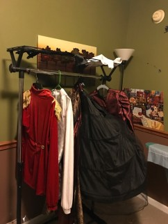 costume-waiting-area