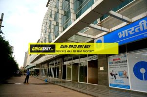 furnished office for rent golf course road