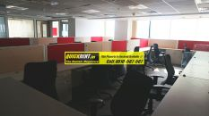 Furnished Office Space in DLF Corporate Park Rent 04