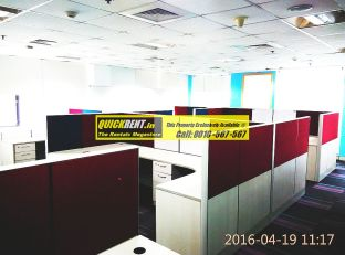 Furnished Office Space in Udyog Vihar 09