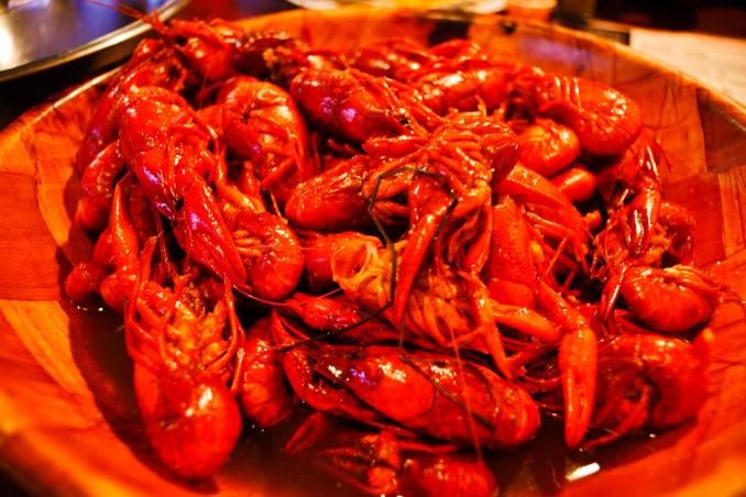 January 15: my favorite season. crawfish season
