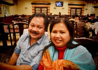 January 14: Dad becomes a year older. Mom never ages