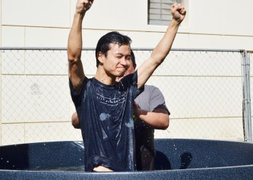 January 24, 2016: Joseph after baptism