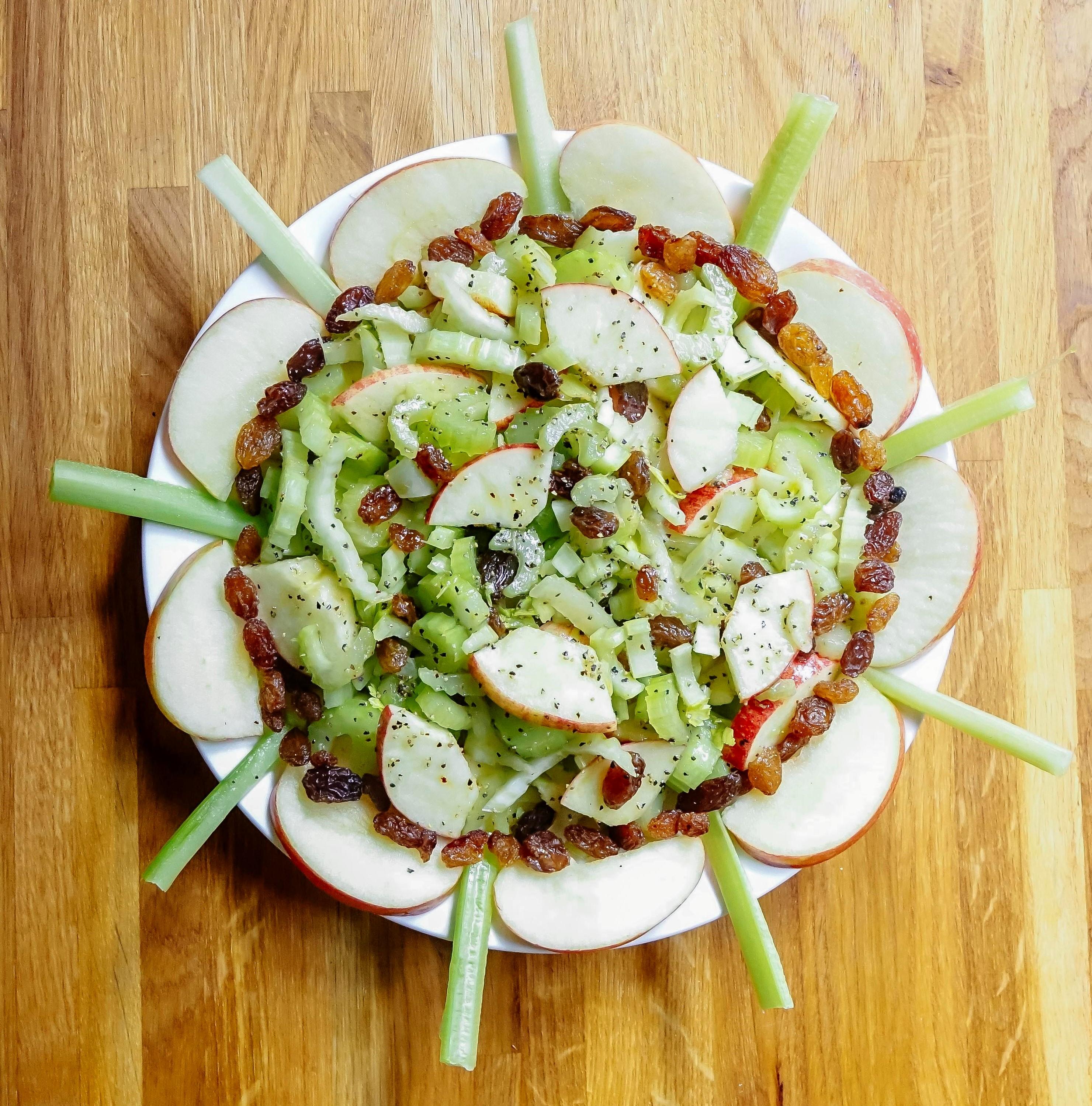 Applerry Salad