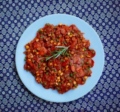 Red Veggie Stew