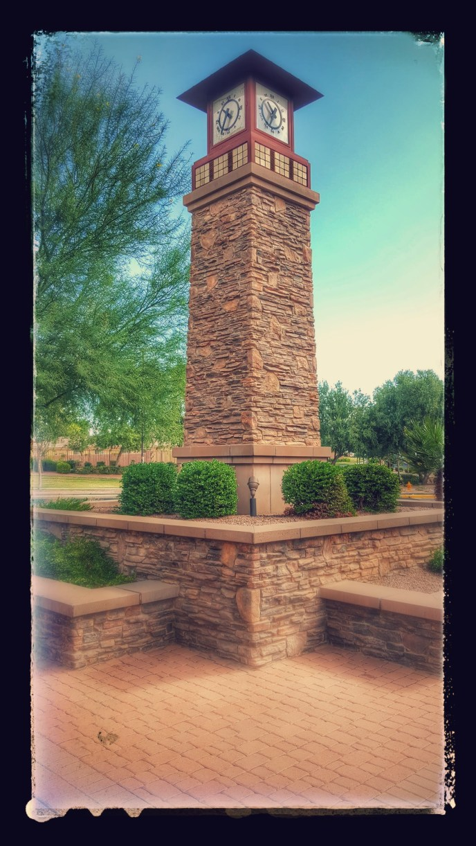 Fulton Ranch Clock Tower