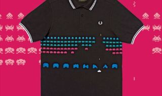 SM6029 Space Invaders Shirt