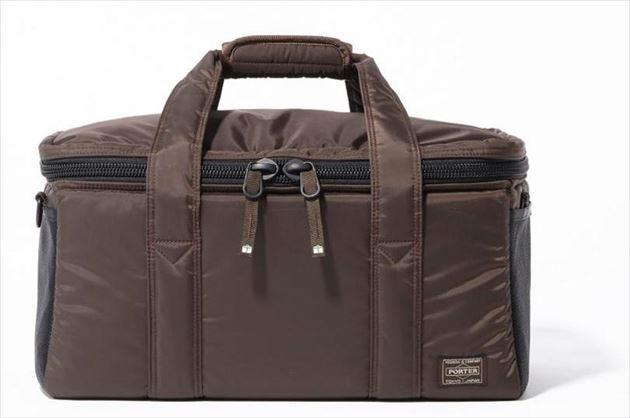 トリバコーヒー×ヘッドポーターコラボDRIPPER BAG SET収納状態