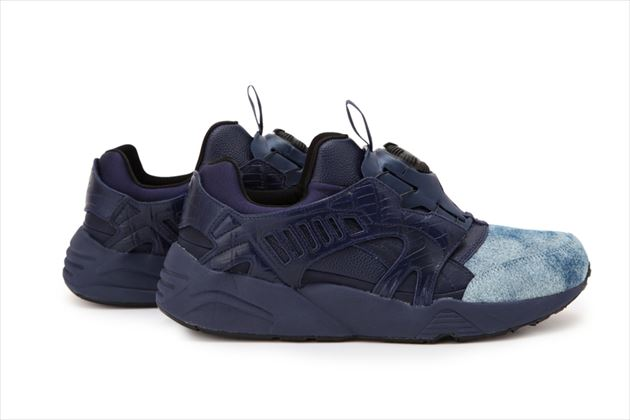 UNITED ARROWS & SONS×5525galleryコラボPUMA「DISK BLAZE」2