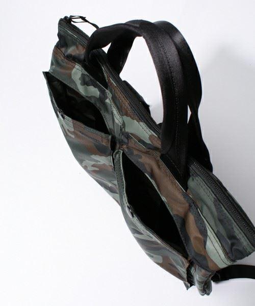 PORTER×LOWERCASE別注コレクション第5弾カモフラヘルメットバッグ画像3
