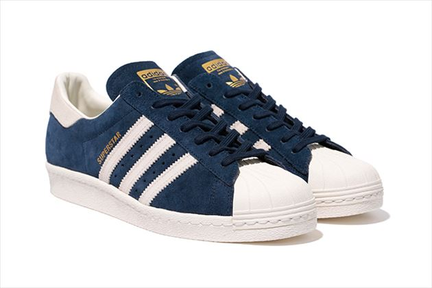 adidas Originals Superstar 80s BY navy