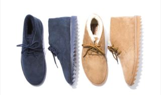 BEAUTY&YOUYH別注AIRWALK「SHEEPSKIN DESERT BOOT」画像1